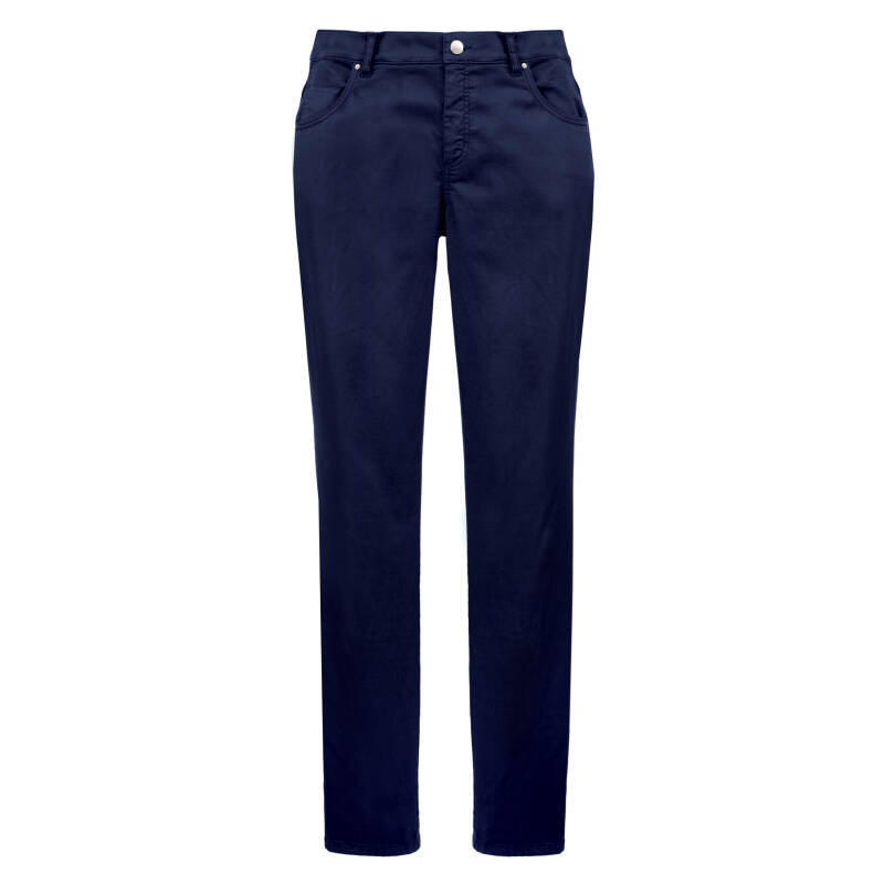 Xandres Gold 5-pocket  X-CAROLYN navy- 003714