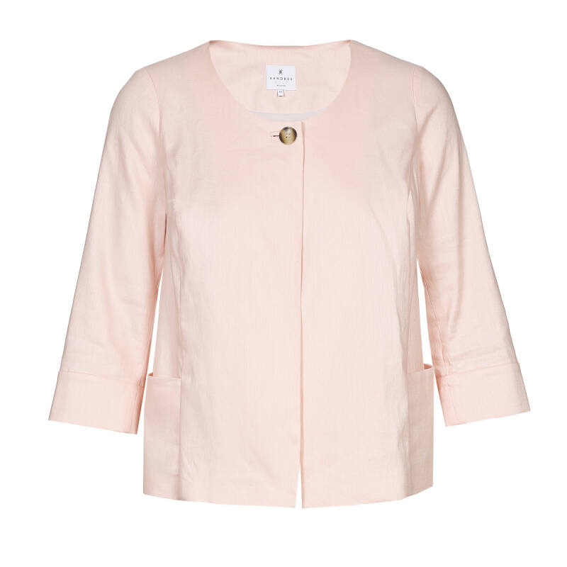 Xandres Gold blazer X-BELLANITA roze - 003147