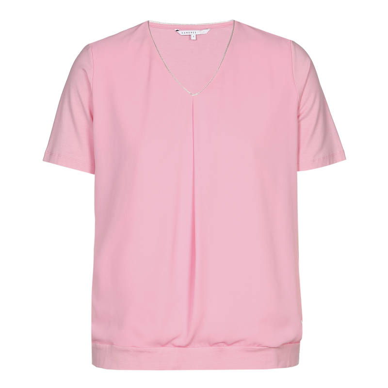 Xandres Gold T.Shirt  X-FONTANNE rose - 004119
