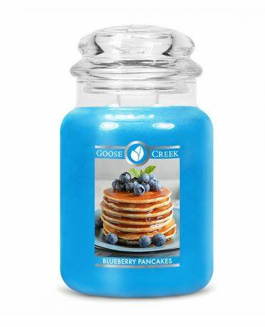 Blueberry Pancake Large Jar
