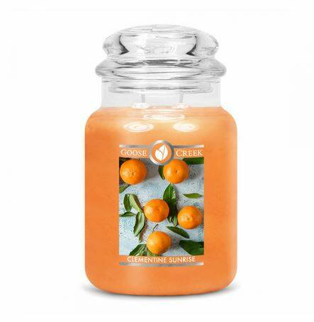 Clementine & Sunrise Large Jar