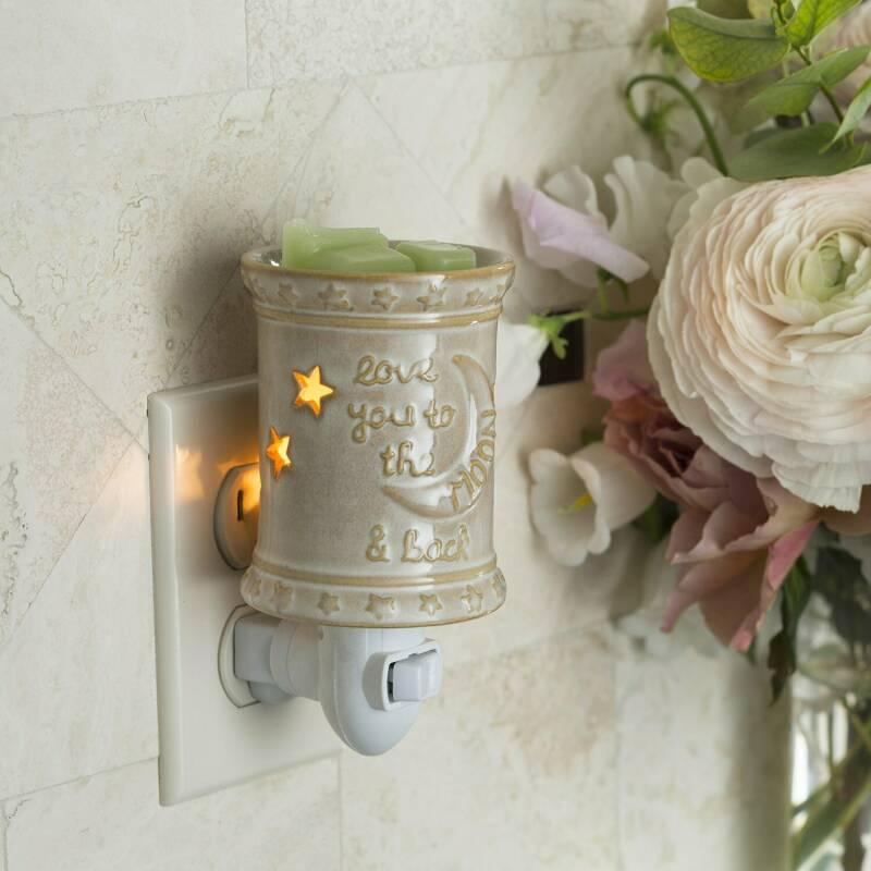 Candle warmer Plug-in Love you to the Moon