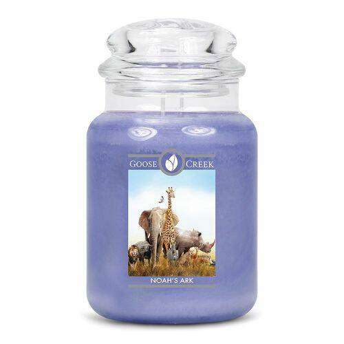 Noah's Ark Large Jar