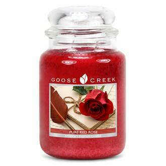 Pure Red Rose Large Jar