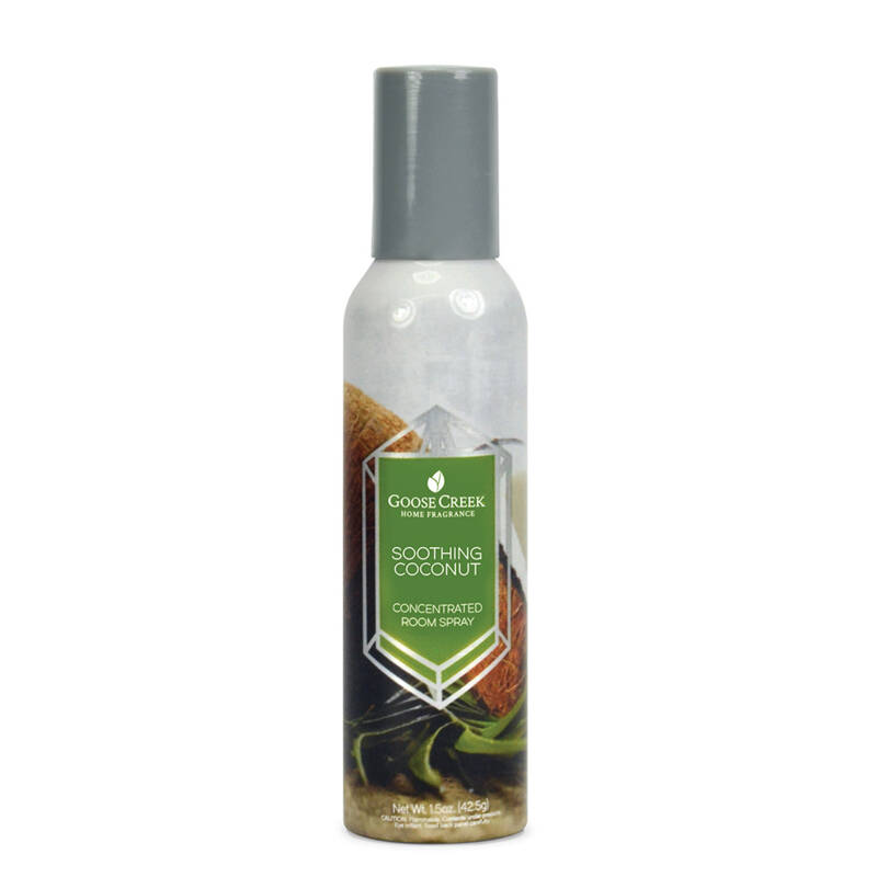 Soothing Coconut Roomspray