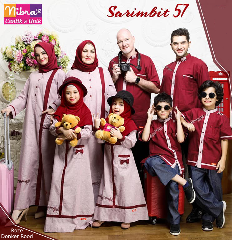 Eid Collection 2019 | Familie Set Nimbra's |  Heren