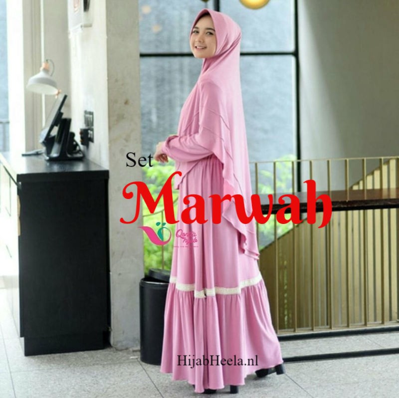 Set Dames | Marwah