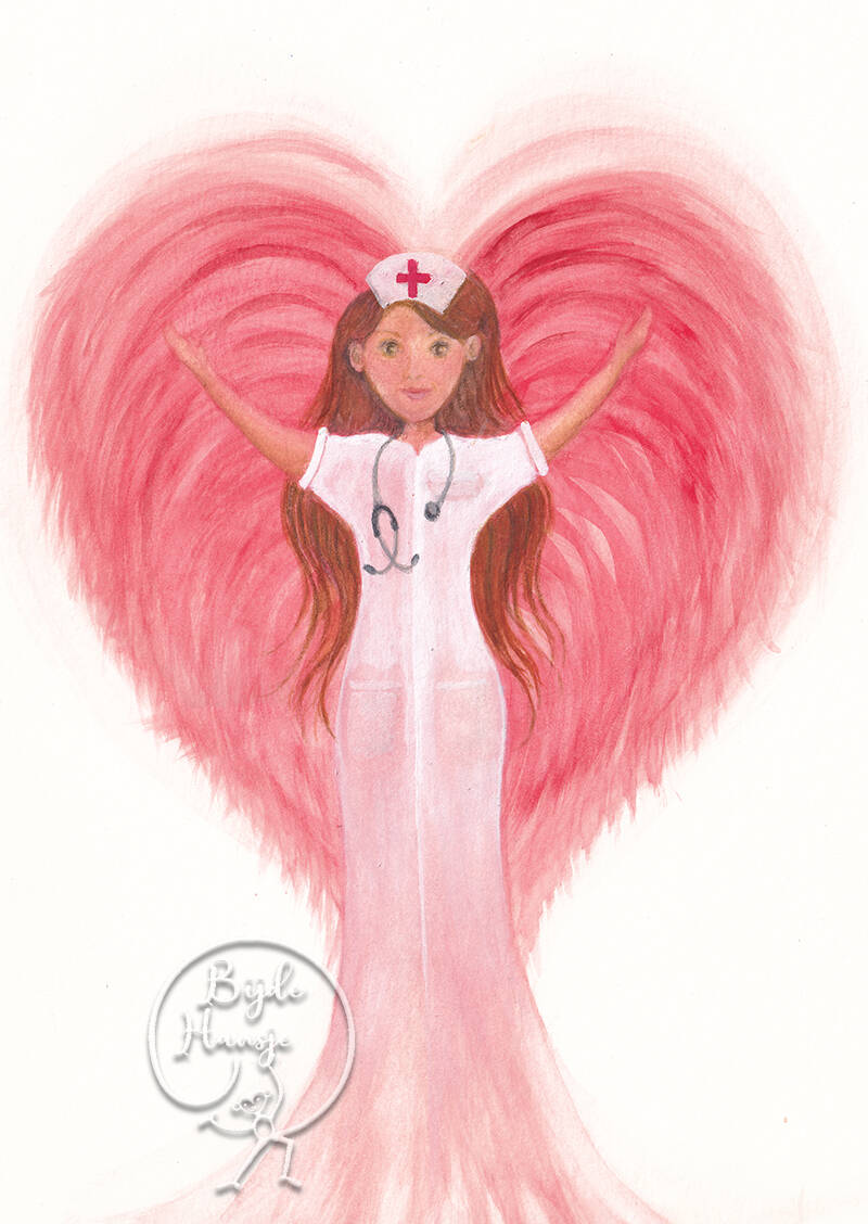Angel nurse