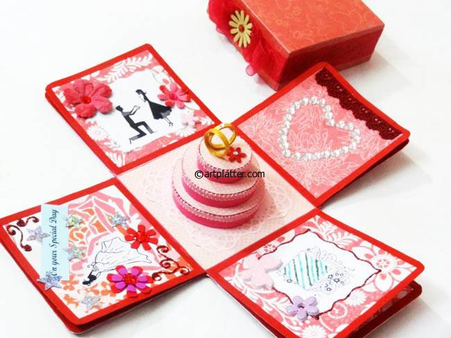 Diy for 3d christmas cards to make at home
