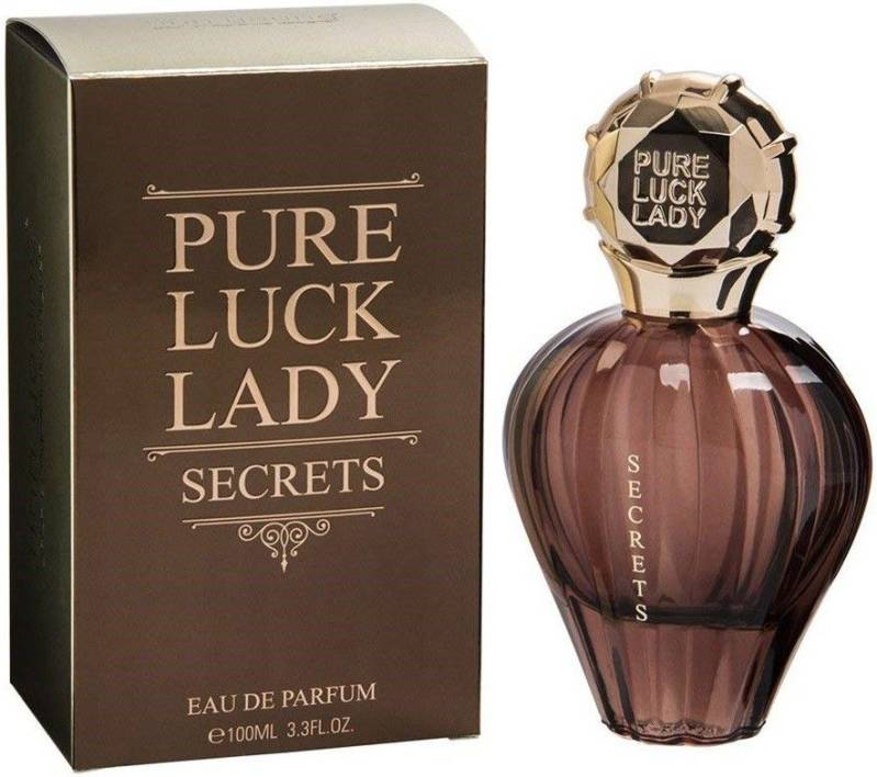 """Pure Luck Lady Secrets"""