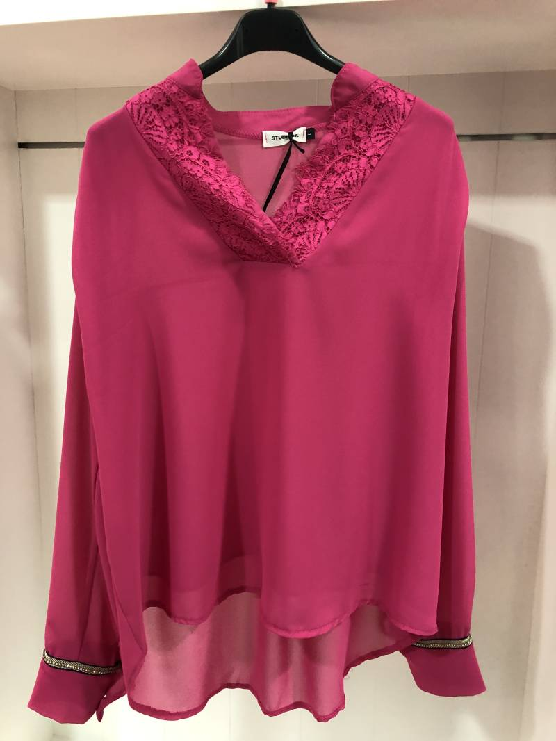 Studio IT Blouse pink