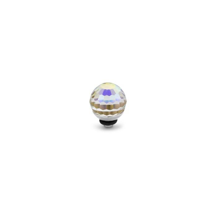 Melano twisted disco ball AB Crystal Zilver