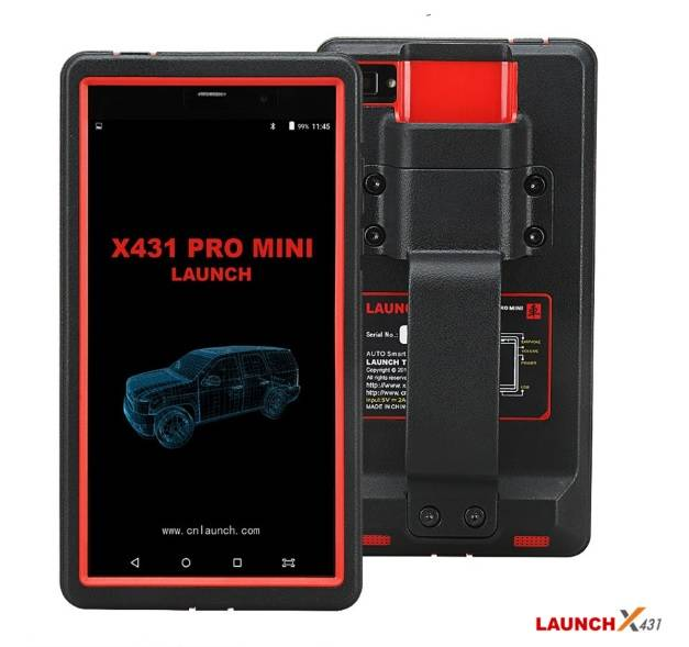 Launch x431 PRO(S) MINI