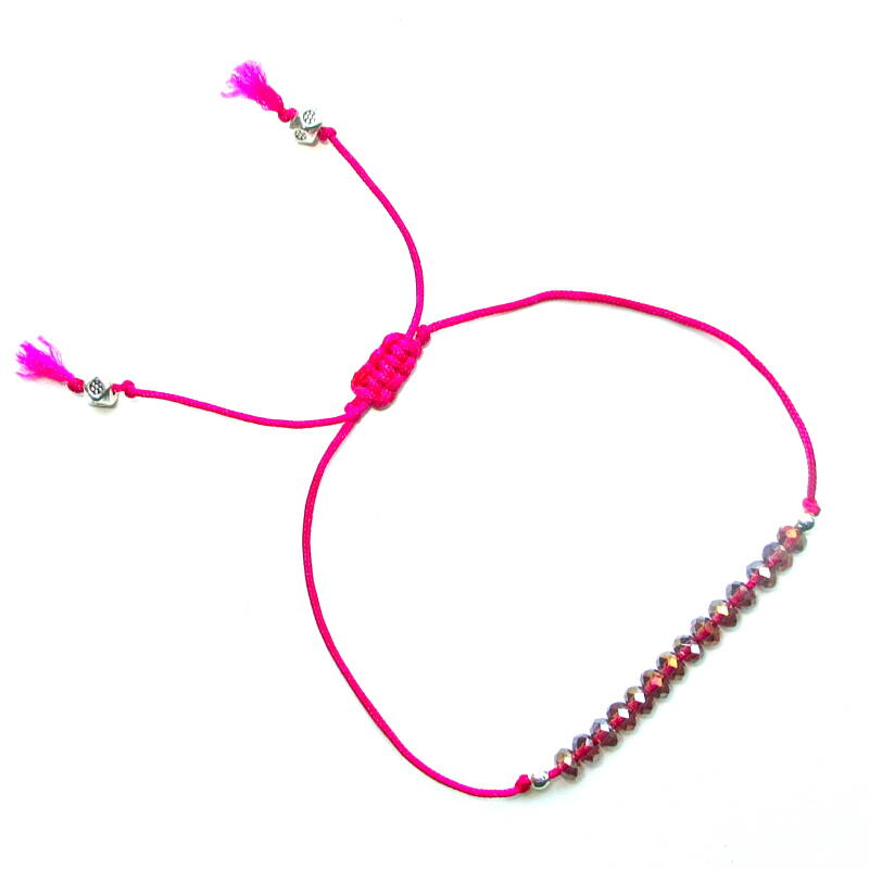 """Armband """"Lucky Thing"""" Pink, Art.-Nr.: 31156"""
