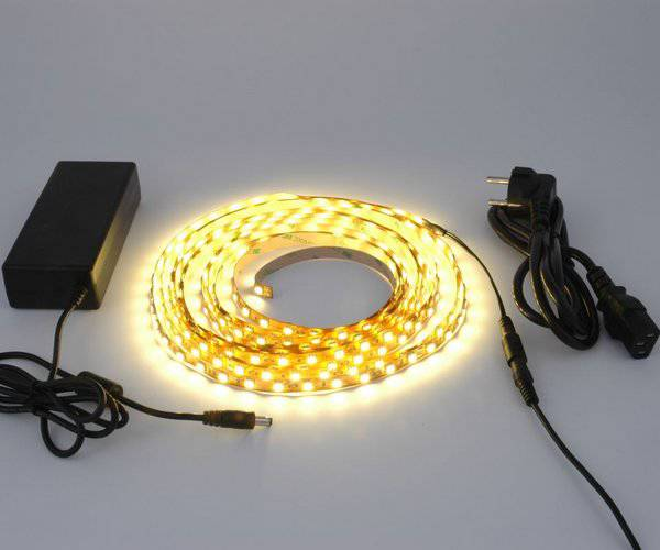 LED strip - warm wit - 5 meter