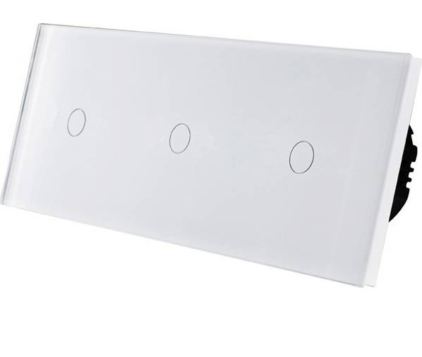 Touch LED dimmer 1 + 1 + 1