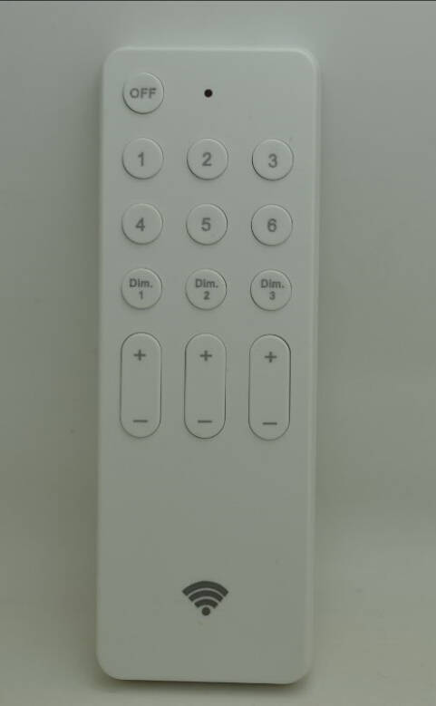Luxe remote voor Remote dimmer