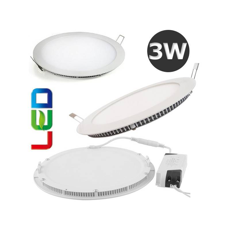 Led paneel 12 watt ultra dun