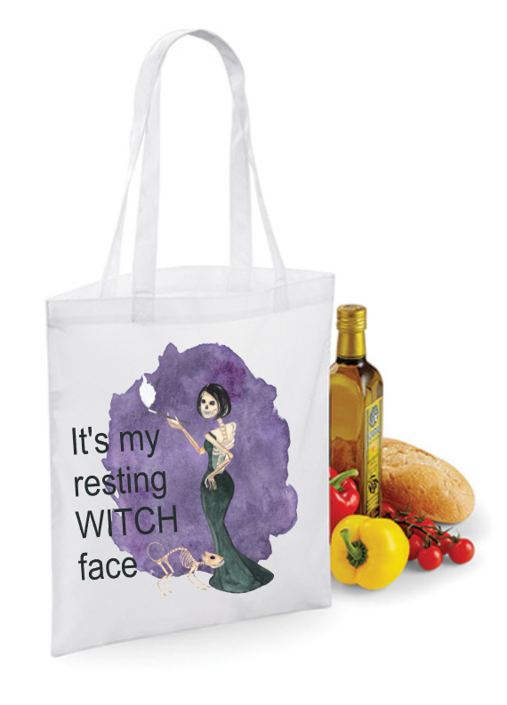 shoptas resting witch face