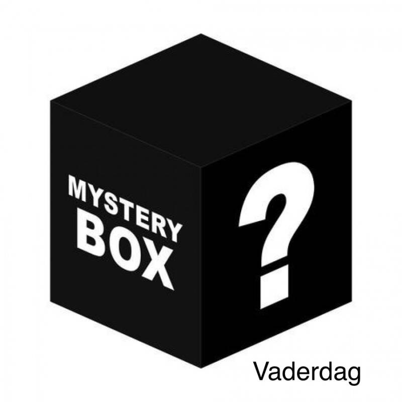 Mystery box voor papa