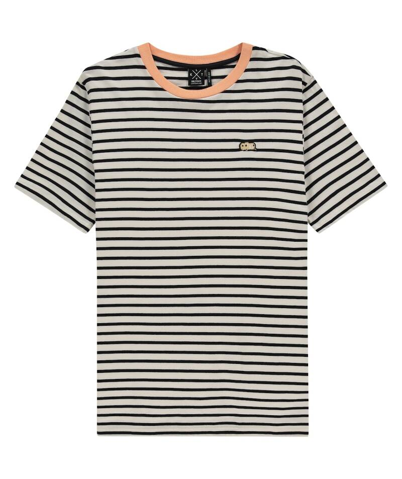 KULTIVATE striped tee
