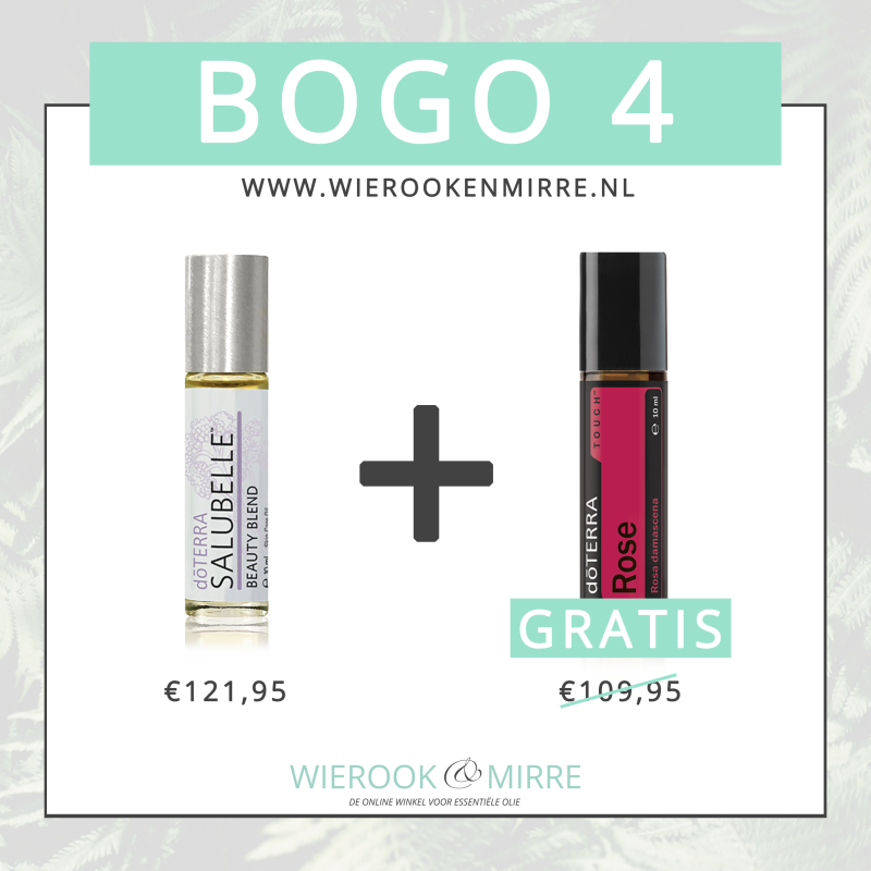 BOGO 4: Salubelle Roll-On + Rose Touch