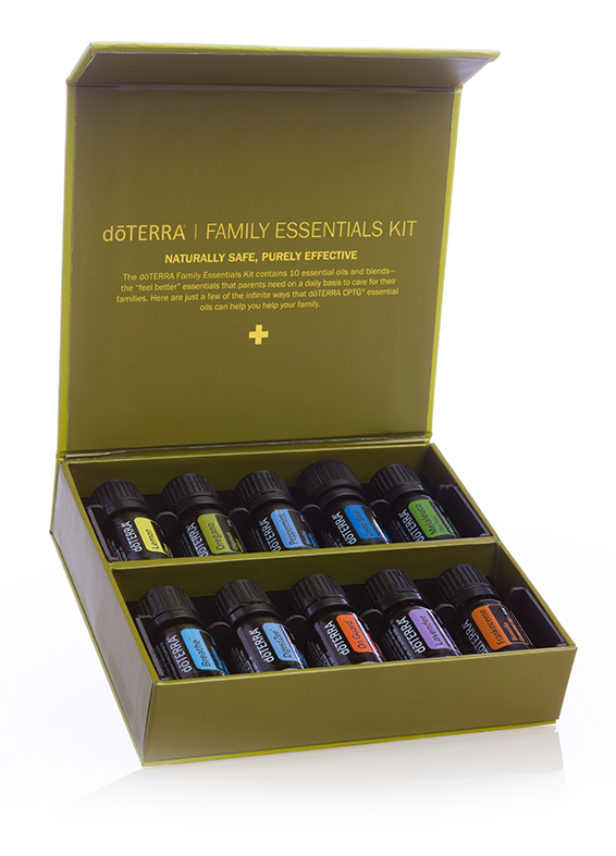 dōTERRA Family Essentials Kit