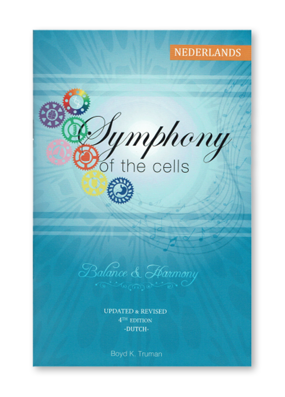 Symphony of the Cells: Balance & Harmony | 4e Editie (Nederlands)