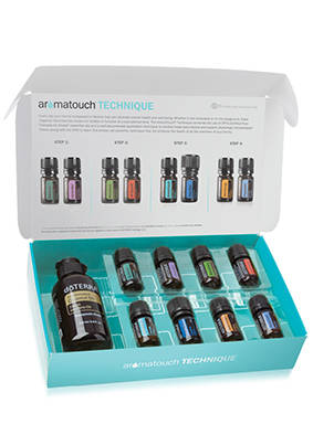 AromaTouch Technique Massage-kit