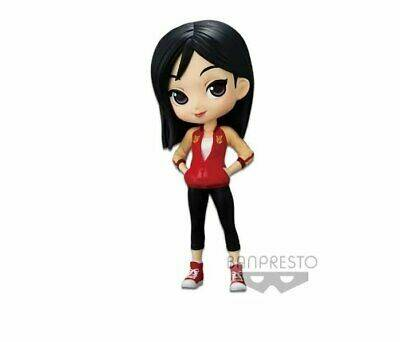 Mulan | Style (Vers. A) | Q Posket