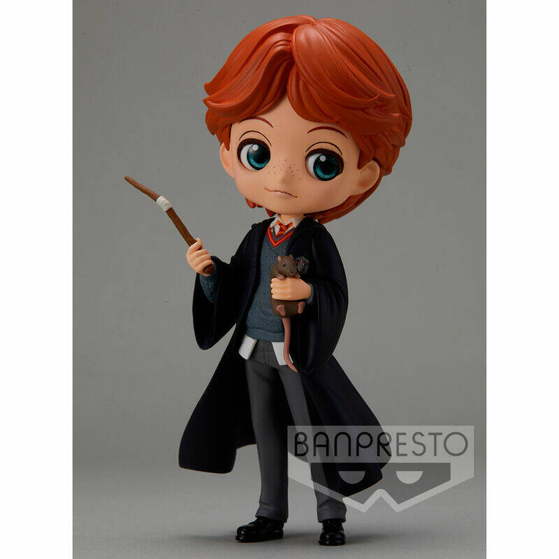 Ron Weasley with Scabbers   Q Posket