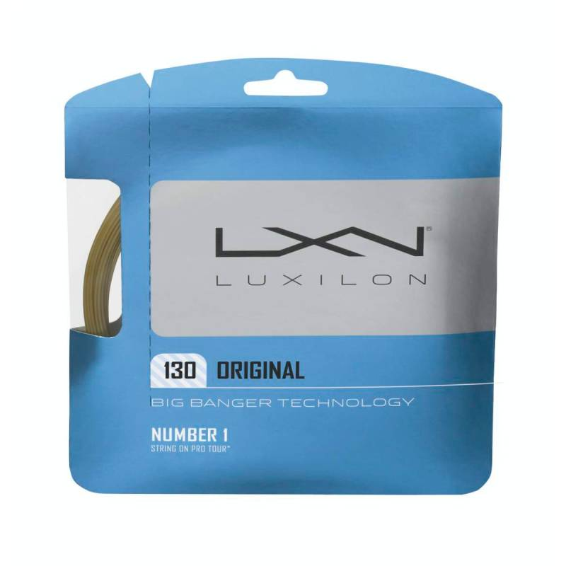 Luxilon Original 1.30 Set Tennissnaar