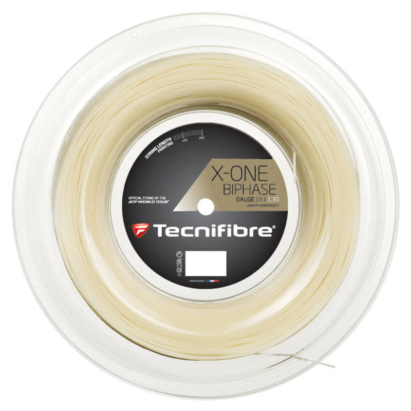 Tecnifibre X-One Biphase Set 1.30 Tennissnaar