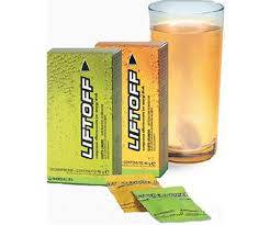 Lift Off® bruisende energiedrank  10 tabletten