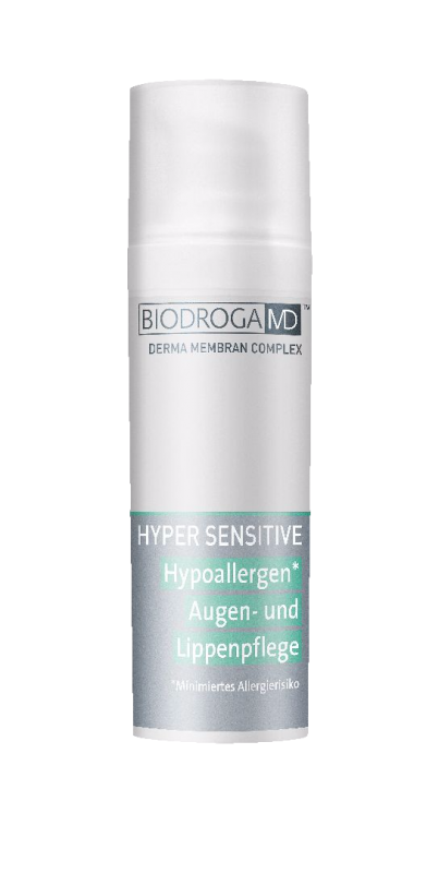 MD Hypoallergen eye & lip care