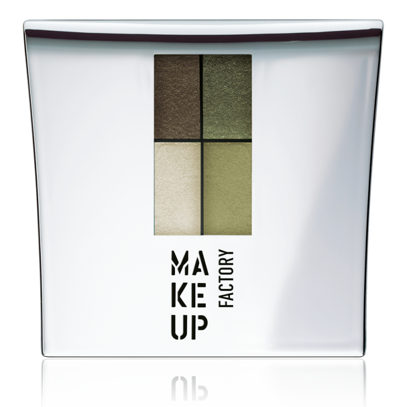 MUF Eyeshadow colors - Pure Nature