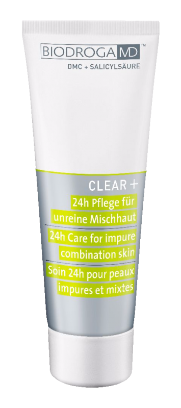 MD CLEAR 24h care onzuivere huid jeugd