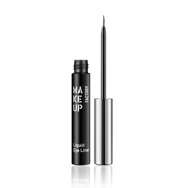 Liquid eye liner - silver touch