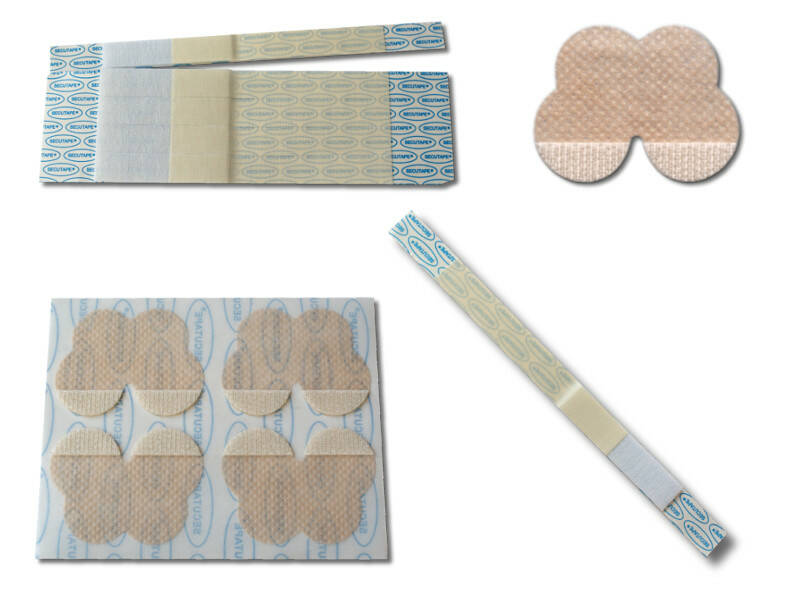 8500400 Secutape neussonde hydrocolloid set