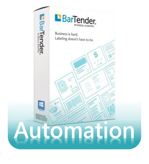 Bartender Automation Label Software