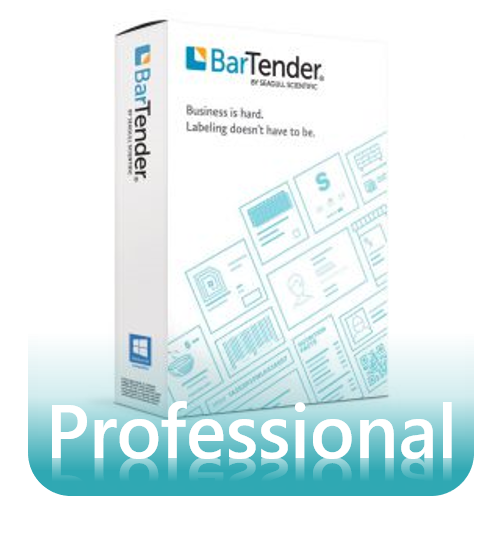 Bartender Professional Label Software