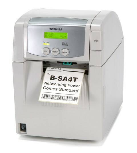 Toshiba TEC B-SA4T (Thermal Transfer)