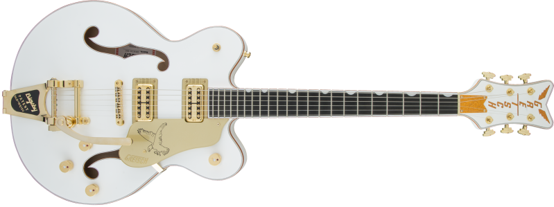 Gretsch G6136T White Falcon players edition