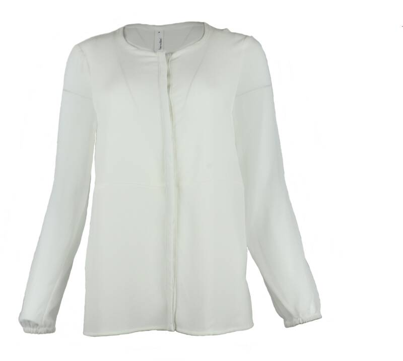 Friendtex bluse in Offwhite