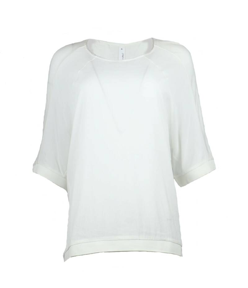 Friendtex Bluse 29605 in Off White (UVP. 59,00)