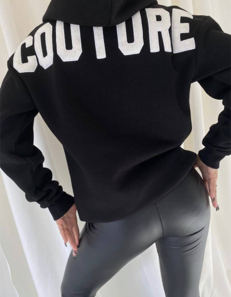 Couture hoodie