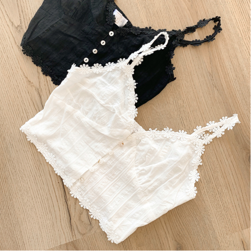 Daisy top wit