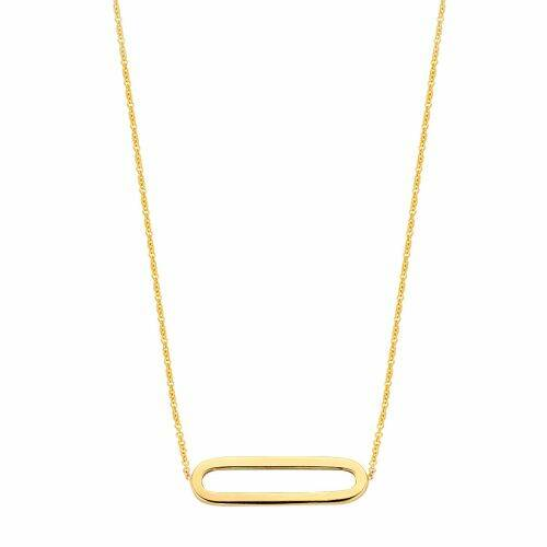 Necklace 1 Link | Just Franky