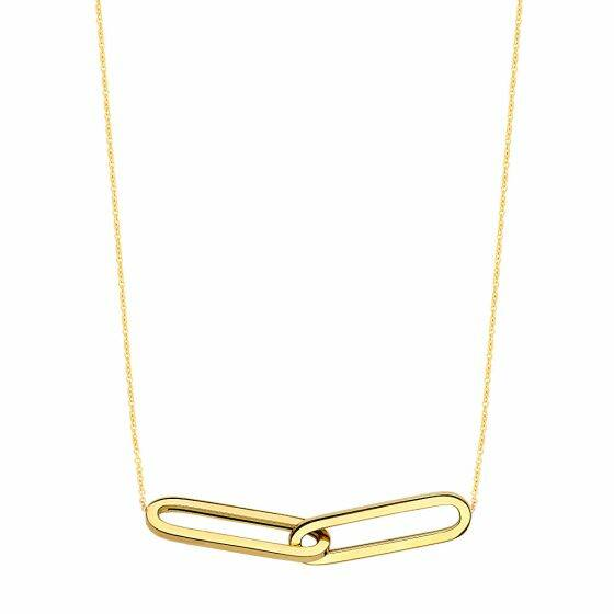 Necklace 2 Links | Just Franky
