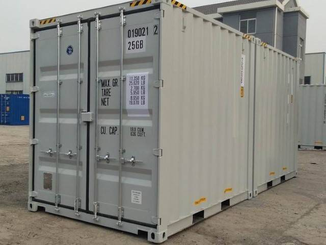 10ft High cube Container - Nieuw